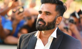 Entertainment - Suniel Shetty (Photo credit: ANGELA WEISS/AFP via Getty Images)