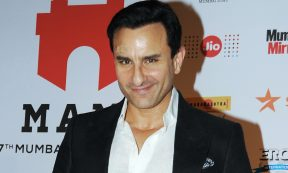 Entertainment - Saif Ali Khan (Photo credit: STR/AFP via Getty Images)