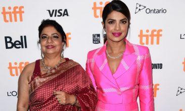 Entertainment - Madhu Chopra, Priyanka Chopra (Photo by Emma McIntyre/Getty Images)