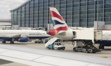 Business - Heathrow Airport (iStock)