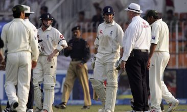 CRICKET - England last toured Pakistan in 2005. (Photo by Stu Forster/Getty Images)
