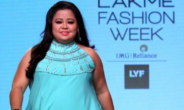 Entertainment - Bharti Singh (Photo by SUJIT JAISWAL/AFP via Getty Images)