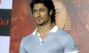 Entertainment - Vidyut Jammwal (Photo credit: STR/AFP via Getty Images)
