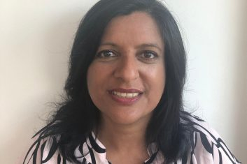 FEATURES - NO STIGMA: Aruna Bansal is the founder of the Asian Single Parents Network