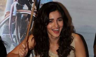 TOP LISTS - Alia Bhatt (Photo by STRINGER/AFP via Getty Images)