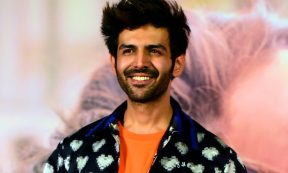 Entertainment - Kartik Aaryan (Photo by SUJIT JAISWAL/AFP via Getty Images)