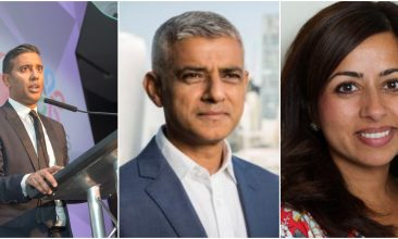 FEATURES - AMBITIONS: Nihal Arthanayake, Sadiq Khan and Dr Nikita Kanani reflect on 2020 in our New Year special