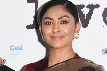 Entertainment - Mrunal Thakur (Photo by Stuart C. Wilson/Getty Images)