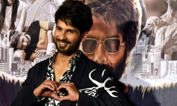 Entertainment - Shahid Kapoor (Photo by SUJIT JAISWAL/AFP via Getty Images)