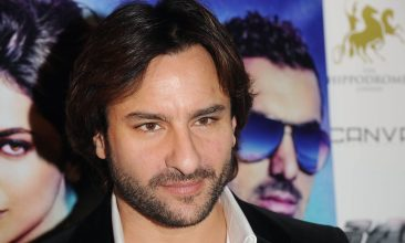 Entertainment - LONDON, UNITED KINGDOM - JANUARY 14: Saif Ali Khan attends a photocall for 'Race 2' at Hippodrome Casino on January 14, 2013 in London, England. (Photo by Stuart Wilson/Getty Images)