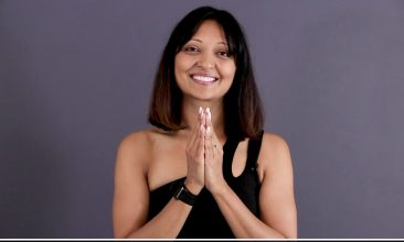 Arts and Culture - THE PERFECT POSE: Rakhee Vithlani