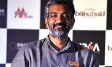 Entertainment - SS Rajamouli (Photo by STR/AFP via Getty Images)