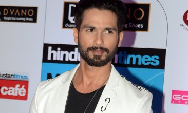 Entertainment - Shahid Kapoor (Photo by STRDEL/AFP via Getty Images)