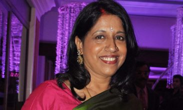 TOP LISTS - Kavita Krishnamurthy (Photo by STRDEL/AFP/GettyImages)