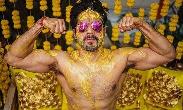 Entertainment - Varun Dhawan (Image source: Hype PR)