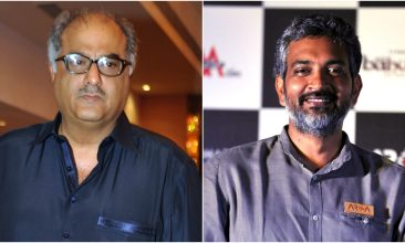 Entertainment - Boney Kapoor (Photo by STRDEL/AFP via Getty Images), SS Rajamouli (Photo by STR/AFP via Getty Images)