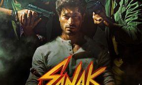 Entertainment - Vidyut Jammwal in Sanak (Image source: Vidyut Jammwal/Twitter)