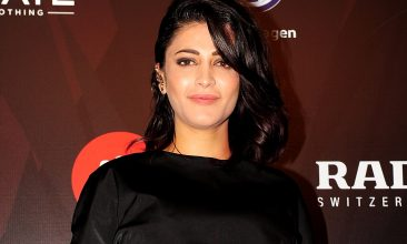 TOP LISTS - Shruti Haasan (Photo by AFP via Getty Images)