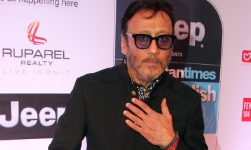 TOP LISTS - Jackie Shroff (Photo by STR/AFP via Getty Images)