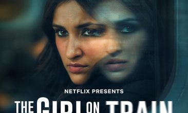 TOP LISTS - The Girl On The Train poster (Photo from Parineeti Chopra's Instagram)