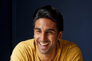 FEATURES - HEALTH GOALS: Dr Rupy Aujla's new cookbook follows his simple 3-2-1 method, making it simple to cook healthy meals every day