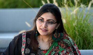 News - Gulalai Ismail (Photo by OLIVIER DOULIERY/AFP via Getty Images)