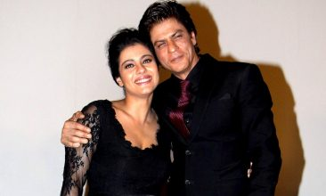 TOP LISTS - Kajol, Shah Rukh Khan (Photo by STR/AFP via Getty Images)