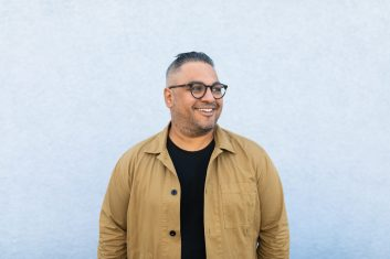 FEATURES - Nikesh Shukla's new book Brown Baby details his thoughts and experiences with racism, sexism, parenting and grief (Photo credit: Jon Aitken)