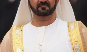 INDIA - Sheikh Mohammed Bin Rashid Al Maktoum (Photo: Sean Gallup/Getty Images).