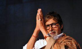 Entertainment - Amitabh Bachchan (Photo credit: STRDEL/AFP via Getty Images)