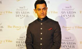 Entertainment - Aamir Kahn (Photo by Larry French/Getty Images)