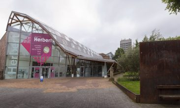 News - Herbert Art Gallery & Museum. (Photo: Andrew Brooks)