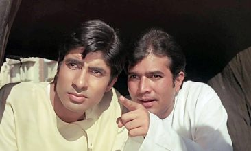 Arts and Culture - ICONIC: Rajesh Khanna and Amitabh Bachchan in Anand