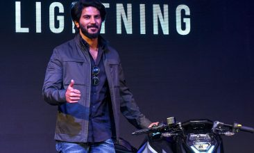 Entertainment - Dulquer Salmaan (Photo by MANJUNATH KIRAN/AFP via Getty Images)