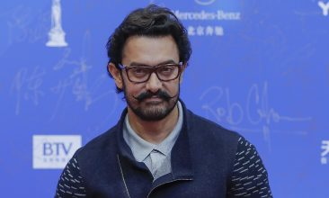 TOP LISTS - Aamir Khan (Photo by Lintao Zhang/Getty Images)