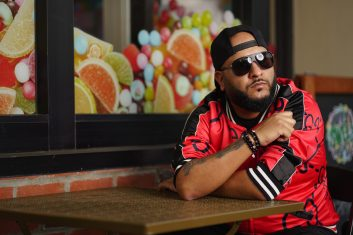 Arts and Culture - EXPLOSIVE: DJ Dips