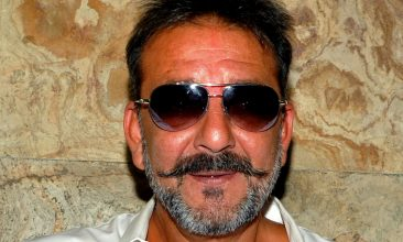 TOP LISTS - Sanjay Dutt (Photo by STRDEL/AFP via Getty Images)