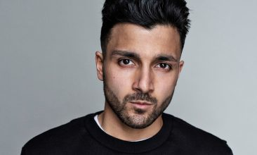 FEATURES - Shiv Jalota, who plays Vinny Panesar in EastEnders, joined the NYT in 2013.