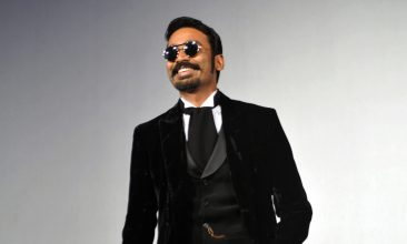 Entertainment - Dhanush (Photo by STRDEL/AFP via Getty Images)