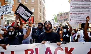HEADLINE STORY - The report by the Commission on Race and Ethnic Disparities was ordered by Prime Minister Boris Johnson's government after widespread Black Lives Matter (BLM) protests last summer.