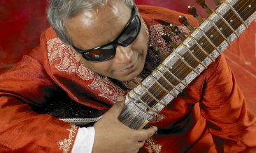 FEATURES - SOUND LOGIC: Sitar maestro Baluji Shrivastav released his new album Voice of Flowers: Spring Ragas from India last month