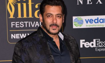 Entertainment - Salman Khan (Photo by ANGELA WEISS/AFP via Getty Images)