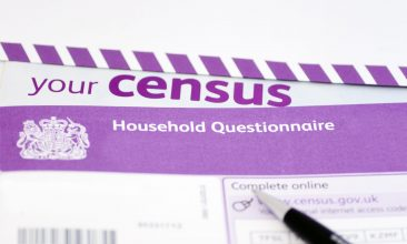 HEADLINE STORY - The census questionnaire is simple and safe to complete online. (Image: iStock)