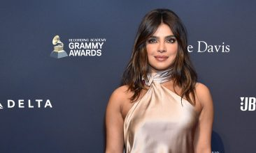 Entertainment - Priyanka Chopra (Photo by Gregg DeGuire/Getty Images for The Recording Academy)