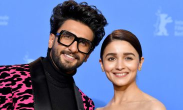 Entertainment - Ranveer Singh, Alia Bhatt (Photo by Pascal Le Segretain/Getty Images)