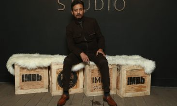Entertainment - Late actor Irrfan Khan (Photo by Tommaso Boddi/Getty Images for IMDb)