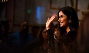 Entertainment - Katrina Kaif (Photo credit: SUJIT JAISWAL/AFP via Getty Images)