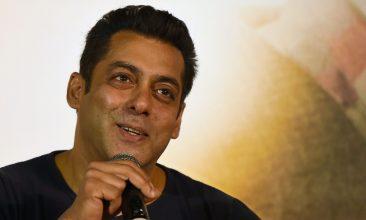 Entertainment - Salman Khan (Photo credit: PUNIT PARANJPE/AFP via Getty Images)