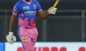 CRICKET - Sanju Samson scored a 63-ball 119. (PTI Photo)