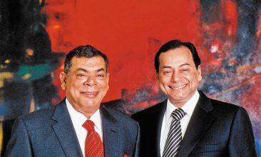 Business - Shashi and Ravi Ruia